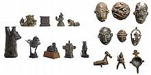 Collection Eighteen Asian Cast Bronze
