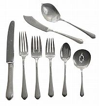 Towle Lady Diana Sterling Flatware,