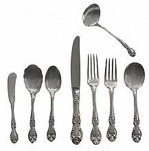 Gorham Melrose Sterling Flatware,
