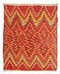 Navajo Wool Pound Rug
