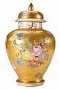 Fine Meissen Lidded Jar