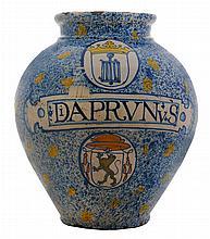 Important Spanish Renaissance Tin-