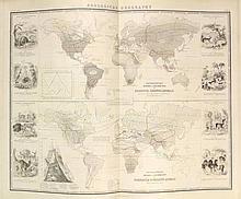 [Atlases]. Johnston, A.K. The Physical Atlas. A se
