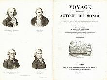 Dumont d'Urville, (J.S.C.). Voyage pittoresque aut