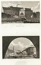 [France. Paris]. Pugin, A. Paris and its environs,