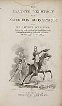 [France. Napoléon]. Scheltema, J. De laatste veldt