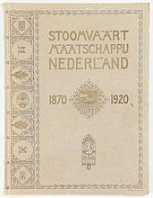 [Maritime history]. Boer, M.G. de. Gedenkboek der