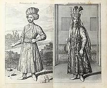 Bruyn, C. de. Reizen over Moskovie, door Persie en
