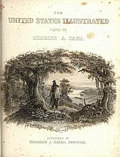 [America]. Dana, C.A. The United States Illustrate