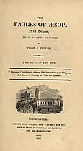 Bewick, Th. The fables of Aesop, and others. Newca
