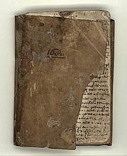 [Gelderland]. Manuscript notebook, (80)lvs., pen a