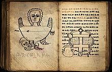 [Oriental manuscripts]. Coptic manuscript, probabl