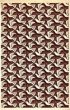 [Escher, M.C. (1898-1972)]. Witte, A. (1916-1974).