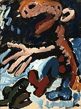 Klashorst, P. (b.1957). (Semi abstract composition