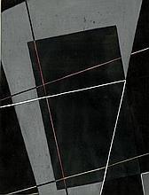 Haard, P. de (1914-2000). (Abstract composition).