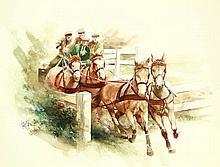 Giffen, R. van (1929-2005). (Equestrian activities