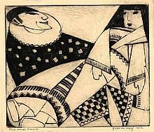 Hoef, G. van der (1879-1954).