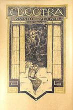 [Posters]. Roland Holst, R.N. (1868-1938). Electra