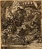 Giordano, L. (1632-1705) (attrib.). (The presentat, Luca Giordano, €500