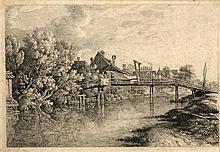 Dillis, M.J.G. von (1759-1841). Der grosse Isarste