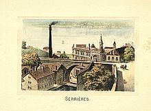 [Switzerland]. (Le Canton de Neuchâtel illustré).