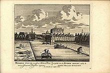 [Amsterdam and surroundings]. Schenk, P. (1660-171