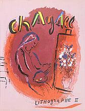 [Chagall, M.]. Mourlot, F. Chagall lithographe. [Vol. II]. 1957-1962. (Mont