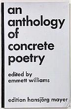 Williams, E. (ed.). An Anthology of concrete poetry. New York/ Stuttg., Som