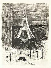 Fargue, L.-P. D'après Paris. Paris, Librairie de France pour Les amis de l'