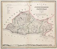 [Atlases]. Melvill van Carnbée, P. and Versteeg, W.F. Algemeene atlas van N