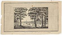 Lot of ±45 views, 18th-19th cent., mostly Dutch views, various sizes and te