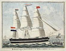 [Ships]. Anonymous (early 19th cent.).