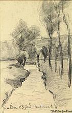 Weissenbruch, J.H. (1824-1903).