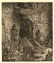 [Bauer, M.A.J.]. Villiers de l'Isle Adam, Ph.A. de. Akëdysseril. Dutch transl. K.J.L. Alberdingk Thi