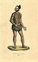 [Oceania]. Wahlen, A. Moeurs, usages et costumes de tous les peuples du monde. Océanie. Brussels, Li