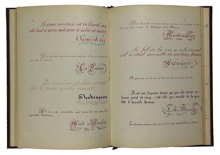 [Calligraphy].
