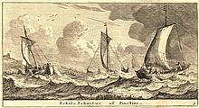 [Ships]. Nooms, R. (called Zeeman) (±1623-1667).
