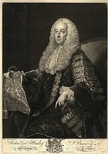 [Portraits]. McArdell, J. (±1729-1765).