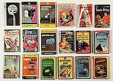 American and English paperbacks/ pockets. Lot of