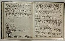 [Great Britain]. (Journal). Manuscript notebook,