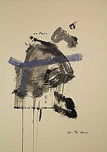 Brandy, R. (b.1946). (Abstract composition).