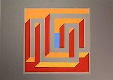 Bossum, J. van (1922-1986). (Geometrical