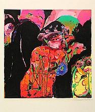 Bohemen, C.B. van (1928-1985). (Untitled). Col.