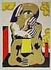 Antes, H. (b.1936). Manlijke figuur met maatlat.