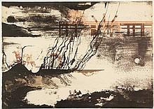 Bierenbroodspot, G. (b.1940). Labyrinth on fire.
