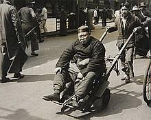 [China]. Lot of 49 orig. press photographs,
