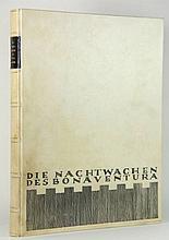 [Bindings]. (Klingemann, E.A.F.). Die Nachtwachen