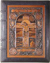[Bindings. Meunier, C.]. L'Évangile par l'image.
