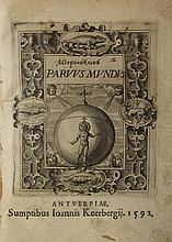 [Emblemata]. Haecht Goidtsenhoven, L. van.