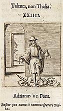 [Emblemata]. Bonomius Bononiensis, J.F. Chiron
